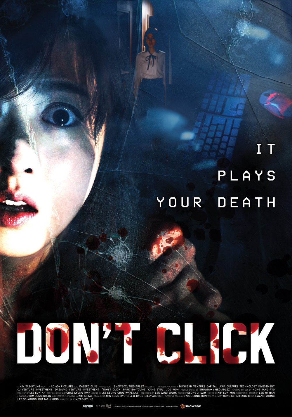Dont Click (2012) HDRip 720p Mediafire Download Link