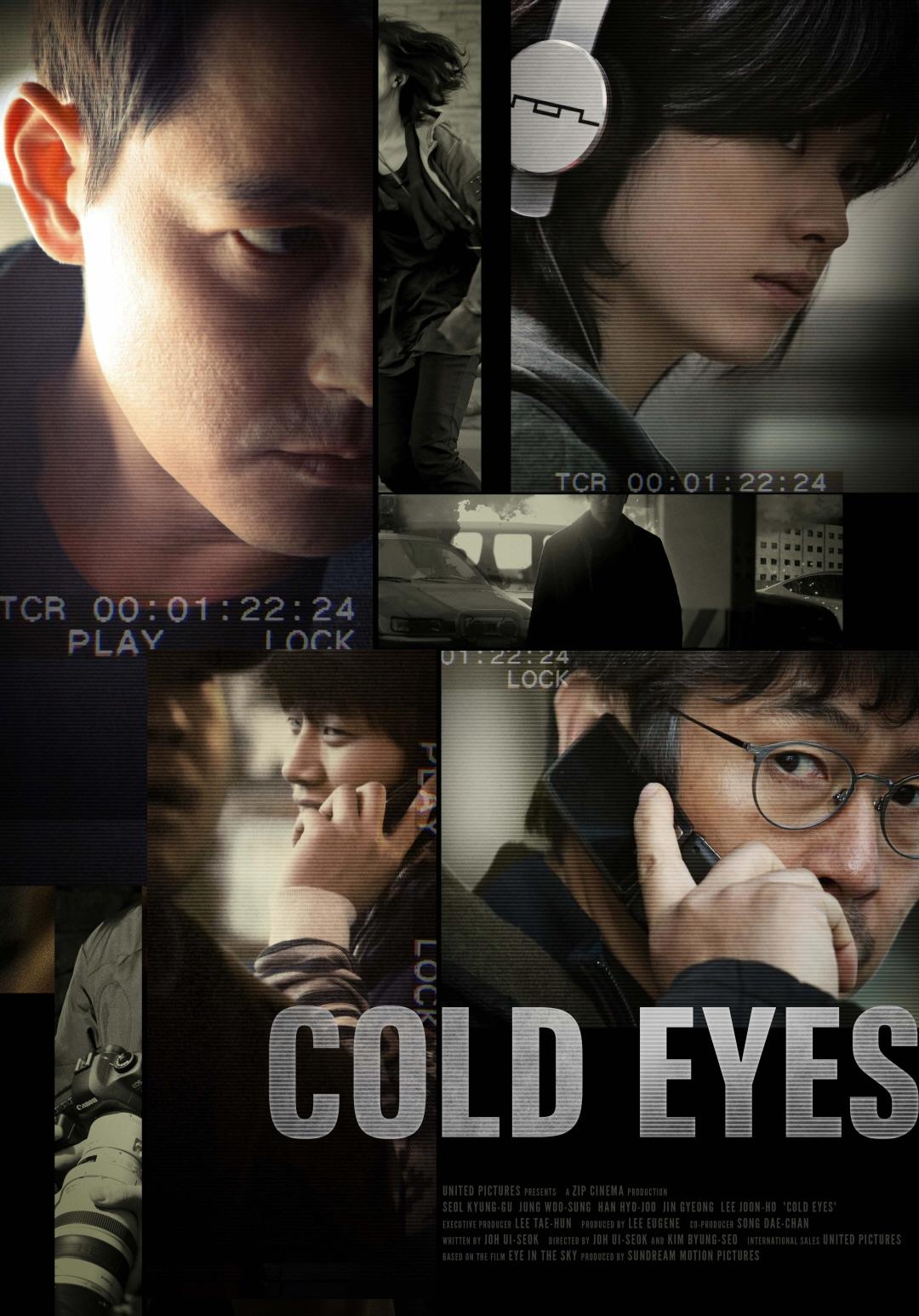 Truy Lùng Siêu Trộm|| Cold Eyes (2013)