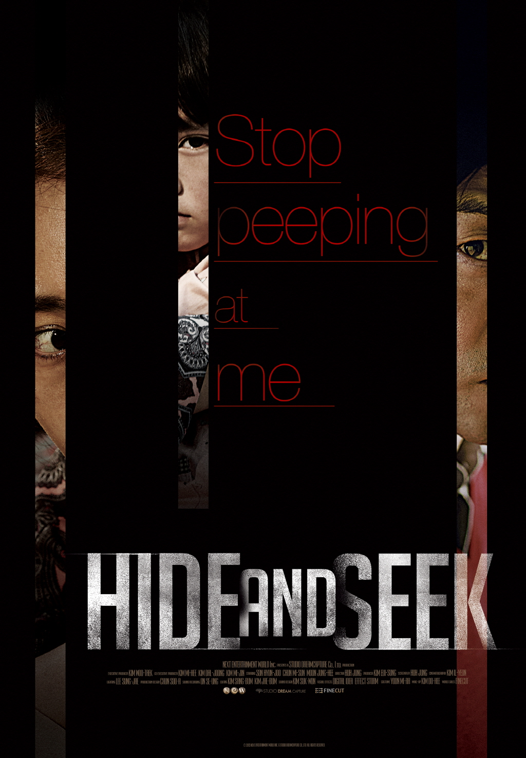 Hide and Seek / 2013 / G�ney Kore / Online Film �zle