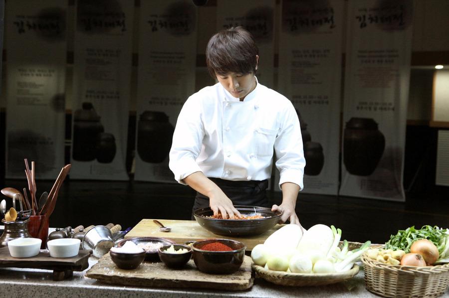 Le Grand Chef 2 Kimchi Battle 2010