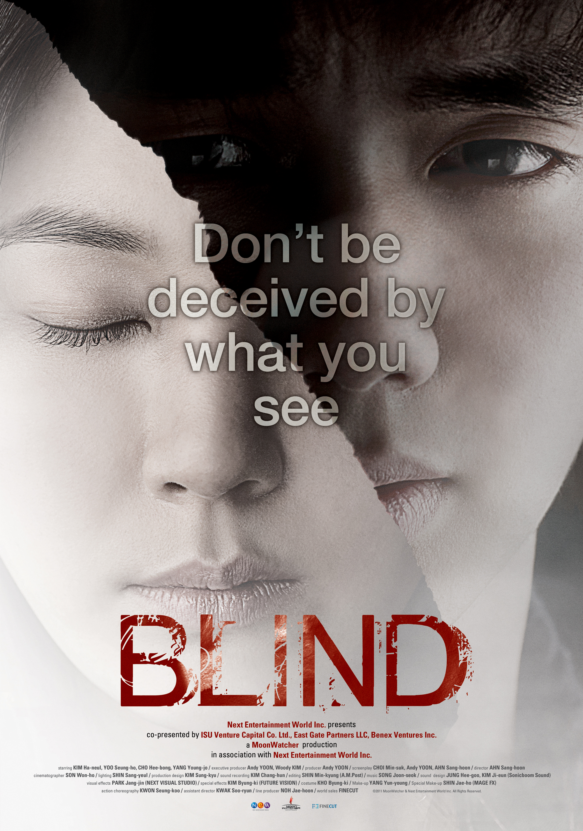 Blind (2011) South Korean w/eng subs SL YT - Risa Watanabe, Yume Kitano.