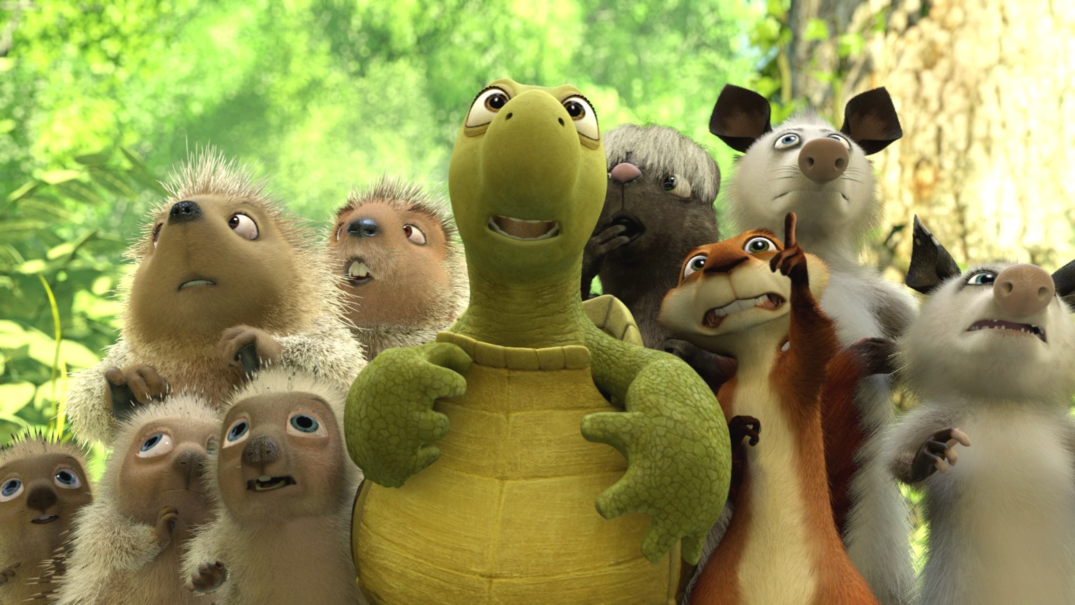 Over The Hedge 2006